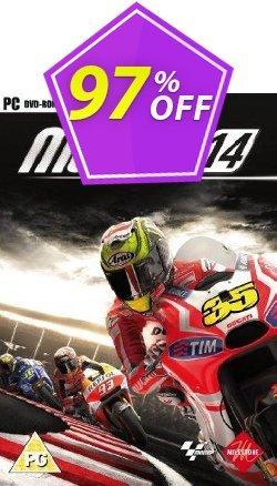 MotoGP 14 PC Coupon discount MotoGP 14 PC Deal - MotoGP 14 PC Exclusive offer for iVoicesoft