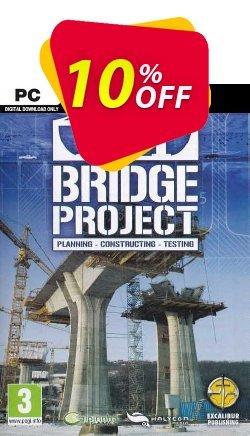 Bridge Project PC Coupon discount Bridge Project PC Deal. Promotion: Bridge Project PC Exclusive offer for iVoicesoft