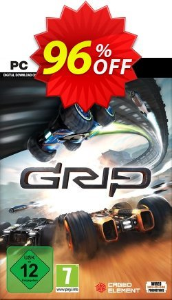 GRIP: Combat Racing PC Coupon discount GRIP: Combat Racing PC Deal - GRIP: Combat Racing PC Exclusive offer for iVoicesoft