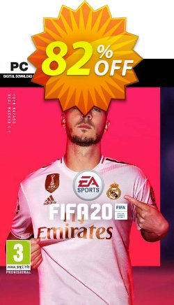 FIFA 20 PC Coupon discount FIFA 20 PC Deal - FIFA 20 PC Exclusive offer for iVoicesoft