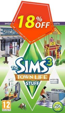 The Sims 3: Town Life Stuff PC/Mac Coupon discount The Sims 3: Town Life Stuff PC/Mac Deal - The Sims 3: Town Life Stuff PC/Mac Exclusive offer for iVoicesoft