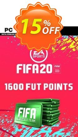 FIFA 20 Ultimate Team - 1600 FIFA Points PC Coupon discount FIFA 20 Ultimate Team - 1600 FIFA Points PC Deal - FIFA 20 Ultimate Team - 1600 FIFA Points PC Exclusive offer for iVoicesoft