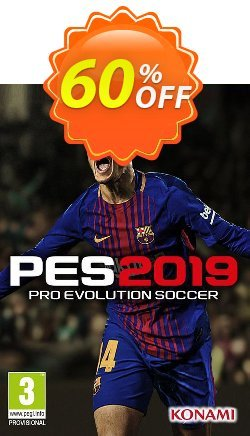 Pro Evolution Soccer - PES 2019 PC Coupon, discount Pro Evolution Soccer (PES) 2021 PC Deal. Promotion: Pro Evolution Soccer (PES) 2021 PC Exclusive offer for iVoicesoft