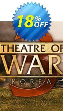 Theatre of War 3 Korea PC Coupon discount Theatre of War 3 Korea PC Deal. Promotion: Theatre of War 3 Korea PC Exclusive offer for iVoicesoft