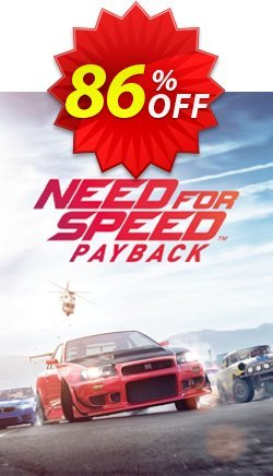 Need for Speed Payback PC Coupon, discount Need for Speed Payback PC Deal. Promotion: Need for Speed Payback PC Exclusive offer for iVoicesoft
