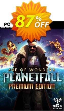 Age of Wonders Planetfall Premium Edition PC Coupon discount Age of Wonders Planetfall Premium Edition PC Deal - Age of Wonders Planetfall Premium Edition PC Exclusive offer for iVoicesoft