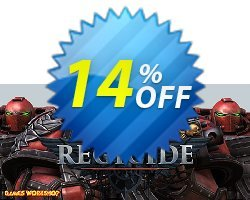 Warhammer 40000 Regicide PC Coupon discount Warhammer 40000 Regicide PC Deal - Warhammer 40000 Regicide PC Exclusive offer for iVoicesoft