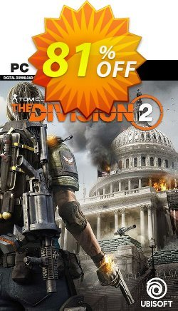 Tom Clancy's The Division 2 PC Coupon discount Tom Clancy's The Division 2 PC Deal - Tom Clancy's The Division 2 PC Exclusive offer for iVoicesoft