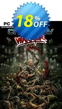 Chainsaw Warrior PC Coupon discount Chainsaw Warrior PC Deal. Promotion: Chainsaw Warrior PC Exclusive offer for iVoicesoft