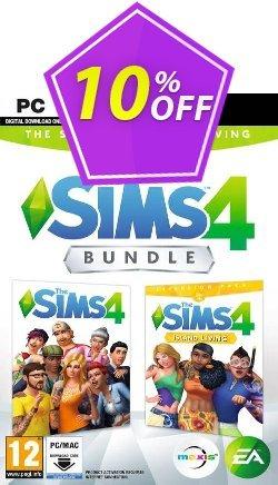 The Sims 4 + Island Living Bundle PC Coupon discount The Sims 4 + Island Living Bundle PC Deal - The Sims 4 + Island Living Bundle PC Exclusive offer for iVoicesoft