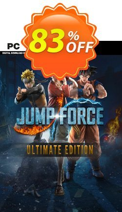 Jump Force Ultimate Edition PC Coupon discount Jump Force Ultimate Edition PC Deal. Promotion: Jump Force Ultimate Edition PC Exclusive offer for iVoicesoft