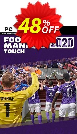 Football Manager 2020 Touch PC - WW  Coupon discount Football Manager 2021 Touch PC (WW) Deal - Football Manager 2021 Touch PC (WW) Exclusive offer for iVoicesoft