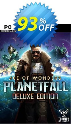 Age of Wonders Planetfall Deluxe Edition PC + DLC Coupon discount Age of Wonders Planetfall Deluxe Edition PC + DLC Deal - Age of Wonders Planetfall Deluxe Edition PC + DLC Exclusive offer for iVoicesoft