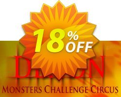 Monster Challenge Circus PC Coupon discount Monster Challenge Circus PC Deal. Promotion: Monster Challenge Circus PC Exclusive offer for iVoicesoft
