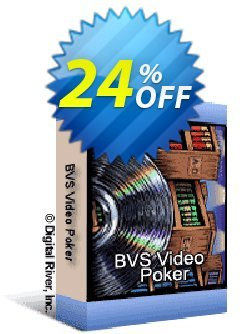 BVS Video Poker Coupon, discount BVS Video Poker Fearsome discounts code 2020. Promotion: Fearsome discounts code of BVS Video Poker 2020