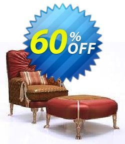 K-studio Classic Armchair with Ottoman Coupon, discount Spring Sale. Promotion: Impressive deals code of Classic Armchair with Ottoman 2020