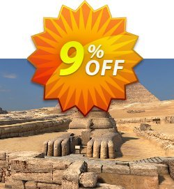 3PlaneSoft Great Pyramids 3D Screensaver Coupon, discount 3PlaneSoft Great Pyramids 3D Screensaver Coupon. Promotion: 3PlaneSoft Great Pyramids 3D Screensaver offer discount