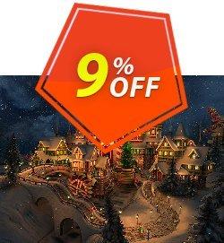 3PlaneSoft Santa's Castle 3D Screensaver Coupon, discount 5% OFF 3PlaneSoft Santa's Castle 3D Screensaver Dec 2021. Promotion: Wondrous offer code of 3PlaneSoft Santa's Castle 3D Screensaver, tested in December 2021