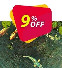 3PlaneSoft Koi Fish 3D Screensaver Coupon, discount 3PlaneSoft Koi Fish 3D Screensaver Coupon. Promotion: 3PlaneSoft Koi Fish 3D Screensaver offer discount