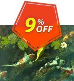 3PlaneSoft Koi Pond - Garden 3D Screensaver Coupon, discount 3PlaneSoft Koi Pond - Garden 3D Screensaver Coupon. Promotion: 3PlaneSoft Koi Pond - Garden 3D Screensaver offer discount