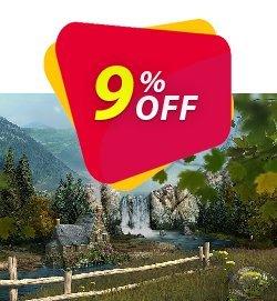3PlaneSoft Mountain Waterfall 3D Screensaver Coupon, discount 3PlaneSoft Mountain Waterfall 3D Screensaver Coupon. Promotion: 3PlaneSoft Mountain Waterfall 3D Screensaver offer discount