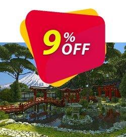 3PlaneSoft Japanese Garden 3D Screensaver Coupon, discount 3PlaneSoft Japanese Garden 3D Screensaver Coupon. Promotion: 3PlaneSoft Japanese Garden 3D Screensaver offer discount