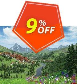 3PlaneSoft Alpine Summer 3D Screensaver Coupon, discount 3PlaneSoft Alpine Summer 3D Screensaver Coupon. Promotion: 3PlaneSoft Alpine Summer 3D Screensaver offer discount