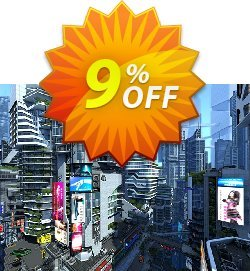 3PlaneSoft Futuristic City 3D Screensaver Coupon, discount 3PlaneSoft Futuristic City 3D Screensaver Coupon. Promotion: 3PlaneSoft Futuristic City 3D Screensaver offer discount
