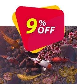 3PlaneSoft Koi Pond - Sakura 3D Screensaver Coupon, discount 3PlaneSoft Koi Pond - Sakura 3D Screensaver Coupon. Promotion: 3PlaneSoft Koi Pond - Sakura 3D Screensaver offer discount