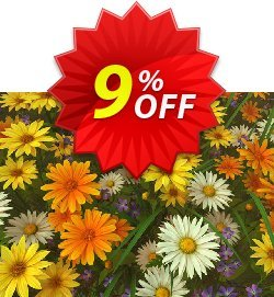 3PlaneSoft Wildflowers 3D Screensaver Coupon, discount 3PlaneSoft Wildflowers 3D Screensaver Coupon. Promotion: 3PlaneSoft Wildflowers 3D Screensaver offer discount