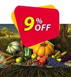 3PlaneSoft Thanksgiving Day 3D Screensaver Coupon, discount 3PlaneSoft Thanksgiving Day 3D Screensaver Coupon. Promotion: 3PlaneSoft Thanksgiving Day 3D Screensaver offer discount