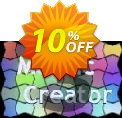 Mosaic Creator Lite Coupon, discount Mosaic Creator Lite Super deals code 2020. Promotion: Super deals code of Mosaic Creator Lite 2020