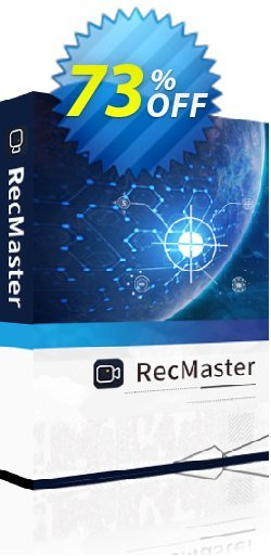 RecMaster Coupon discount 59% OFF RecMaster Feb 2021. Promotion: Big deals code of RecMaster, tested in February 2021
