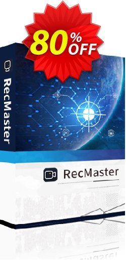 RecMaster Lifetime Coupon discount 72% OFF RecMaster Lifetime Feb 2021 - Big deals code of RecMaster Lifetime, tested in February 2021