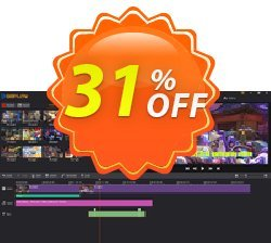 GoPlay Editor Lifetime Coupon, discount GoPlay Editor Life Time License Stunning offer code 2021. Promotion: Stunning offer code of GoPlay Editor Life Time License 2021
