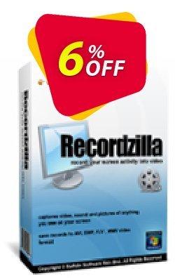 Recordzilla Screen Recorder Coupon discount Recordzilla Imposing discount code 2021. Promotion: Imposing discount code of Recordzilla 2021