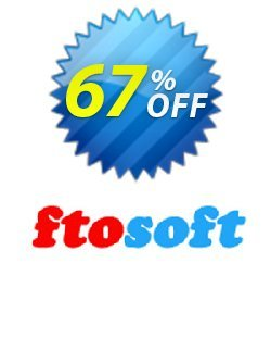Ftosoft Audio Convert Coupon, discount Audio Convert Special promo code 2021. Promotion: Special promo code of Audio Convert 2021