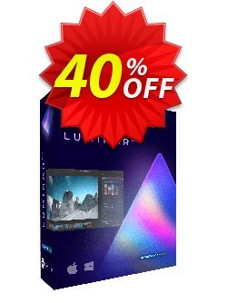 Luminar AI One-time purchase Coupon, discount 40% OFF Luminar AI One-time purchase, verified. Promotion: Imposing discount code of Luminar AI One-time purchase, tested & approved