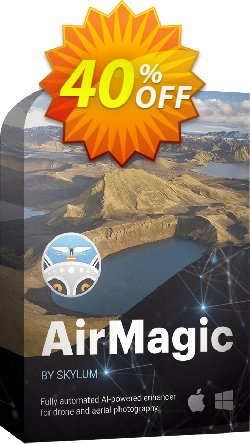 AirMagic Coupon, discount 10% OFF AirMagic Jan 2021. Promotion: Imposing discount code of AirMagic, tested in January 2021