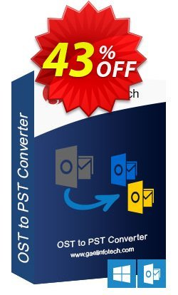 Gael Converter for PST Coupon, discount Coupon code Gael Converter for PST - Home User License. Promotion: Gael Converter for PST - Home User License offer from BitRecover