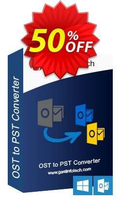 Gael Converter for PST Coupon, discount Coupon code Gael Converter for PST - Standard License. Promotion: Gael Converter for PST - Standard License offer from BitRecover