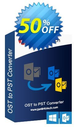 Gael Converter for PST - Pro License Coupon, discount Coupon code Gael Converter for PST - Pro License. Promotion: Gael Converter for PST - Pro License offer from BitRecover