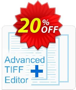 Advanced TIFF Editor Coupon, discount Advanced TIFF Editor Exclusive discounts code 2020. Promotion: Exclusive discounts code of Advanced TIFF Editor 2020