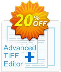 Advanced TIFF Editor Plus Coupon, discount Advanced TIFF Editor Plus Wondrous offer code 2020. Promotion: Wondrous offer code of Advanced TIFF Editor Plus 2020