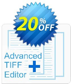 Advanced TIFF Editor - personal  Coupon, discount Advanced TIFF Editor (personal) Best discounts code 2020. Promotion: Best discounts code of Advanced TIFF Editor (personal) 2020