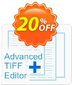 Advanced TIFF Editor - business  Coupon, discount Advanced TIFF Editor (business) Excellent discount code 2020. Promotion: Excellent discount code of Advanced TIFF Editor (business) 2020