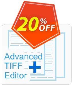 Advanced TIFF Editor - Site License  Coupon discount Advanced TIFF Editor (Site License) Amazing deals code 2020. Promotion: Amazing deals code of Advanced TIFF Editor (Site License) 2020