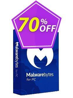 Malwarebytes Premium - 2 years  Coupon discount 25% OFF Malwarebytes Premium (2 years), verified - Stunning discount code of Malwarebytes Premium (2 years), tested & approved