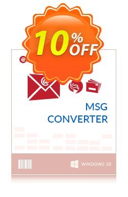 Mailsware MSG Converter - Pro License Coupon, discount Coupon code Mailsware MSG Converter - Pro License. Promotion: Mailsware MSG Converter - Pro License offer from ZOOK Software
