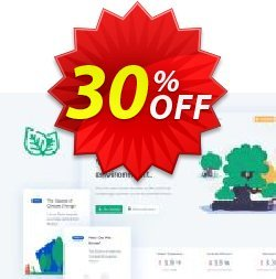 Themesberg Leaf - Nonprofit Environmental Bootstrap 4 Template Coupon, discount Leaf - Nonprofit Environmental Bootstrap 4 Template (Personal License) Special deals code 2020. Promotion: Special deals code of Leaf - Nonprofit Environmental Bootstrap 4 Template (Personal License) 2020